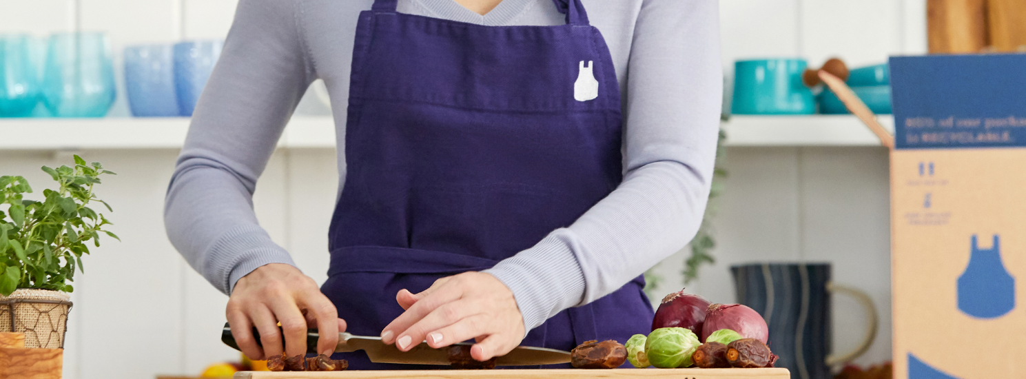 Exclusively for students: Get back to routine with $40 Off and free shipping on your first Blue Apron delivery!