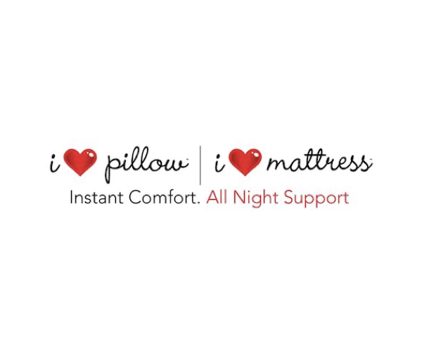 I Love Pillow