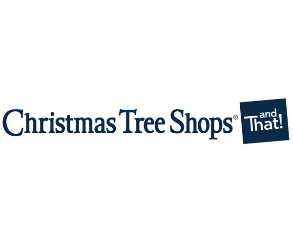Christmas Tree Shops andThat!