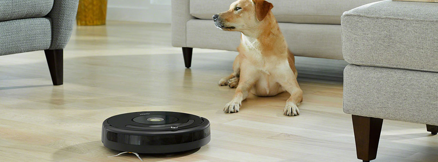 Up to $300 off Select Floor Care Robots.