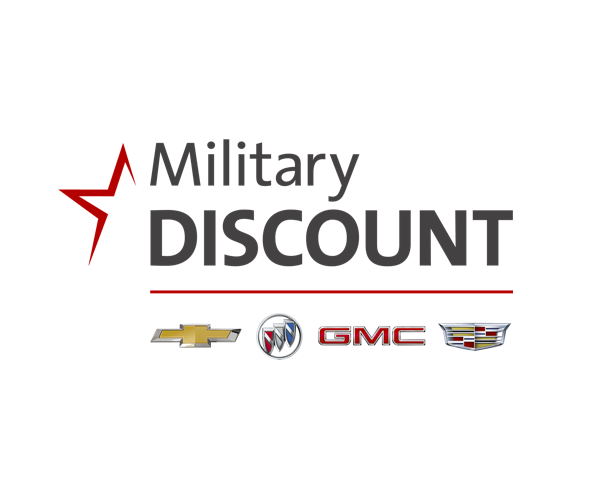 Save Hundreds, Even Thousands, on Eligible GM Vehicles for Military