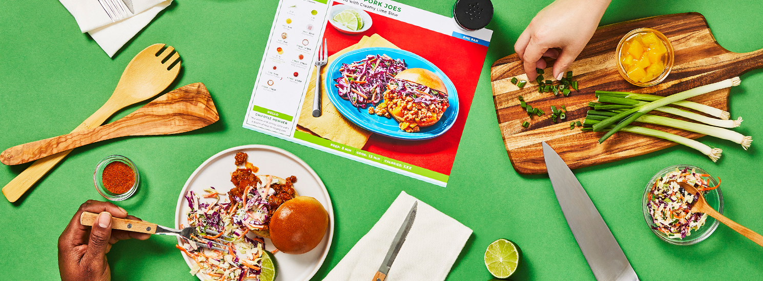 Get 50% off + FS on your First HelloFresh box today! Plus, 15% Off on every HelloFresh Box for a year. (discount applied for 52 weeks)
