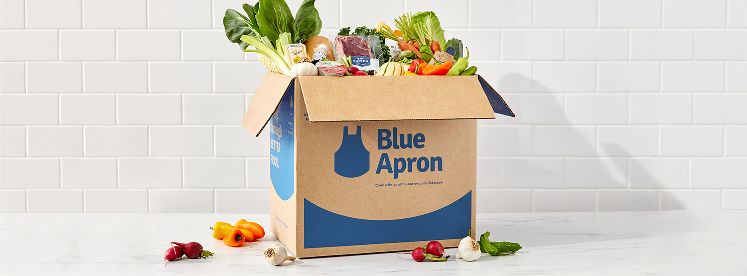 New Customers: Enjoy 10 Free Meals and Free Shipping When You Switch to Blue Apron.