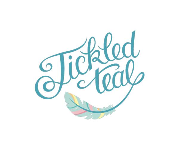 Tickled Teal
