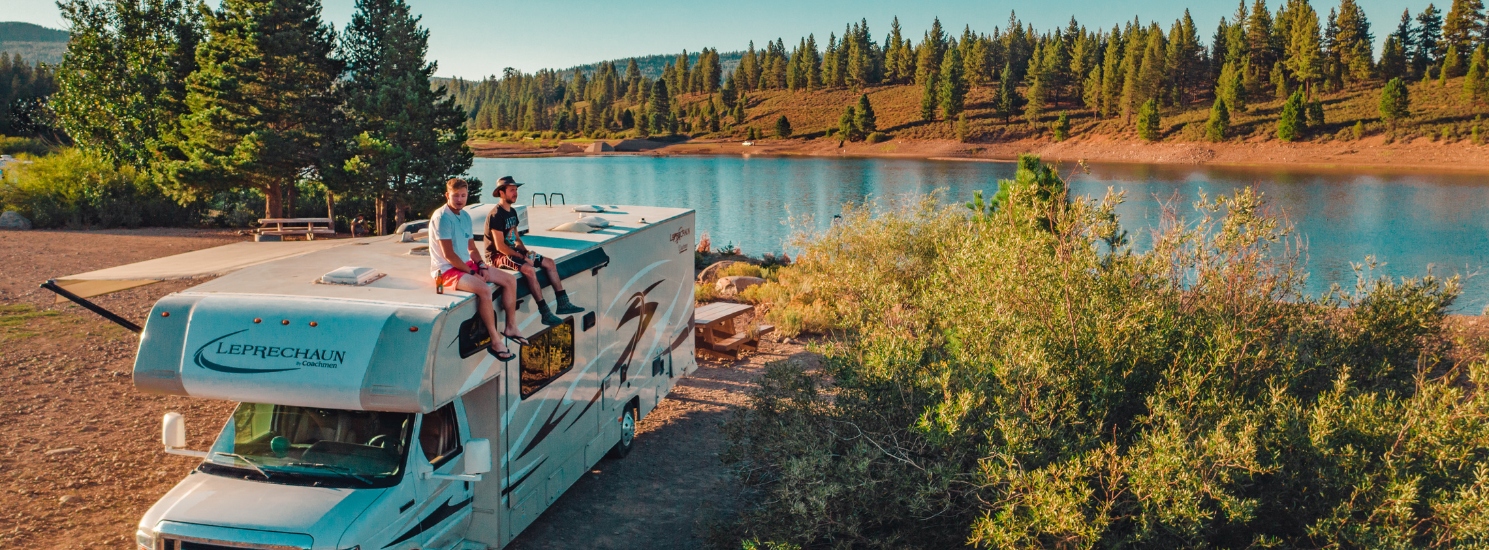 Save up to 25% on your travel costs this Summer by renting an RV through RVshare
