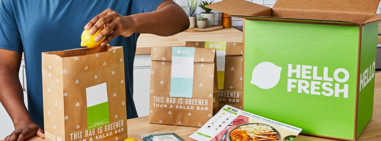 New Customer Only: Get 50% off + FS on your first HelloFresh box today, Plus, 15% off on every HelloFresh box for 1 year! (Discount applied for 52 weeks)