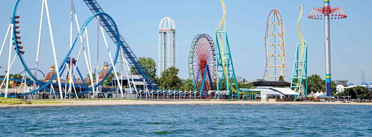 Cedar fair parks