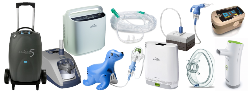 Oxygen Concentrator Supplies